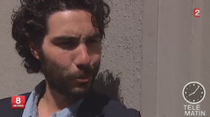 Tahar Rahim interviewé sur France 2